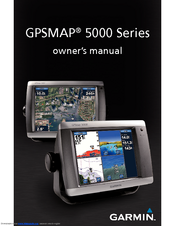 garmin gpsmap 5012 marine gps receiver manuals rh manualslib com Garmin eTrex Manual PDF Garmin 1450 Manual