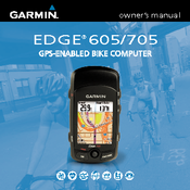 garmin edge 705 owner s manual pdf download rh manualslib com garmin 705 manual pdf garmin edge 705 instruction manual
