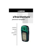 garmin etrex venture owner s manual and reference manual pdf download rh manualslib com Garmin eTrex Legend Garmin eTrex Manual PDF
