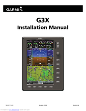 Garmin GTP 59 Installation Manual