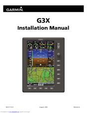 Garmin GTP 59 Installation Manual