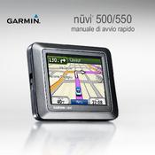 garmin nuvi 550 automotive gps receiver manuals rh manualslib com garmin 500 manual garmin 500 manual .pdf
