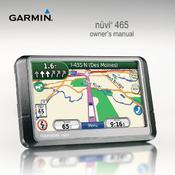 garmin nuvi 465 manuals rh manualslib com Garmin Nuvi 2505 Set Up garmin nuvi 2505 user manual