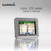 garmin zumo 200 owner s manual pdf download rh manualslib com Garmin Zumo 550 High Terrain garmin zumo 550 user manual download