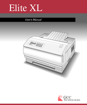 GCC ELITE XL 1208 WINDOWS XP DRIVER