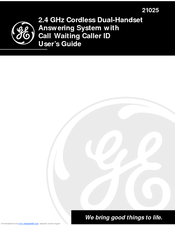 GE 16223870 User Manual
