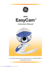GE EASYCAM 98064 DRIVERS FOR WINDOWS 8