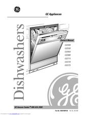 ge gsd500 manuals rh manualslib com GE Nautilus Dishwasher Manual GE Dishwasher Manual Diagram