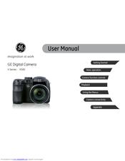 ge x500 user manual pdf download rh manualslib com GE X400 Digital Camera ge x500 digital camera manual