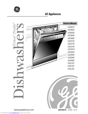 GE Triton Profile GSDL352 Owner's Manual