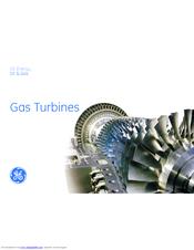 Ge MS5001 Manuals