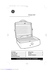 GE 169044 Owner's Manual