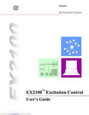 GE EX2100 User Manual