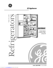 GE Appliances 30 Owner's Manual