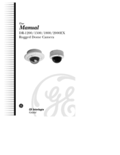 GE DR-1500 User Manual