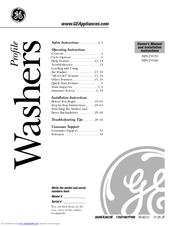 ge profile wpgt9350 manuals rh manualslib com ge profile gas dryer service manual ge profile dryer owners manual