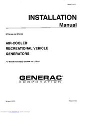 Generac Systems Np 66lp Manuals