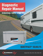 Guardian Quietpact 75 Repair Manual