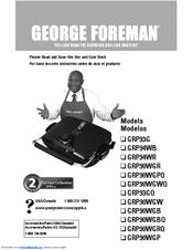 george foreman grp90wgp the next grilleration g5 manuals rh manualslib com