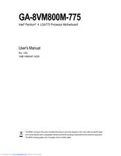 Drivers: Gigabyte GA-8VD667K (Rev 2.x) FC