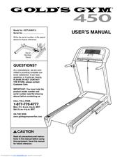 Gold's gym maxx crosswalk 650 user manual pdf download.
