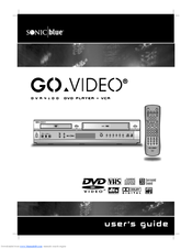 govideo sonic blue dvr4100 manuals rh manualslib com Simply Go Manual go video dvr4000 manual