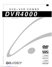 govideo dvr4000 manuals rh manualslib com