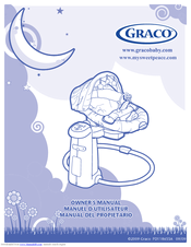 Graco 1G00SWP - Sweetpeace Newborn Soothing Center Owner's Manual