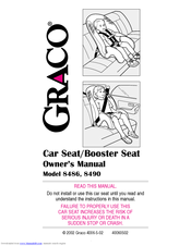 Graco 8486 Owner's Manual