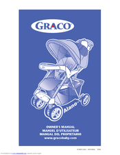 Graco Alano 1770580 Owner's Manual