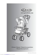 graco quattro tour 1769847 manuals rh manualslib com Graco Stroller Accessories Graco Trekko Stroller