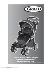 graco stylus 1774832 manuals rh manualslib com graco snugride 32 stroller manual graco snugride click connect stroller manual