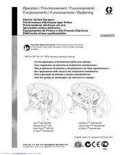 Graco 249927 Important Safety Instructions Manual