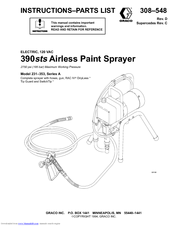 graco linelazer 3400 pump rebuild instructions