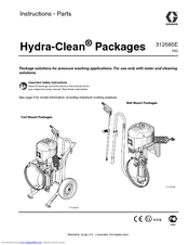 GRACO HYDRA-CLEAN 247549 INSTRUCTIONS-PARTS LIST MANUAL Pdf Download