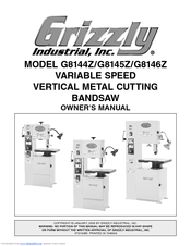 Grizzly G8145Z Manuals