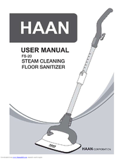 haan steam cleaner instructions