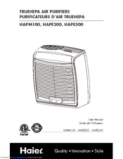 Haier HAPE300 User Manual