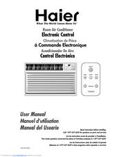haier 12000 btu window air conditioner manual