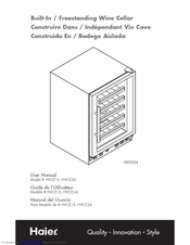 Haier HVCE24 User Manual