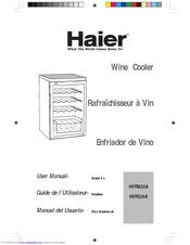 haier hvfm20abb manuals rh manualslib com haier wine cooler manual hvdw20abb haier wine cooler user manual