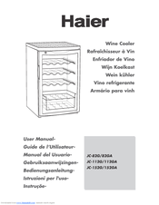 Haier JC-112G Manuals on