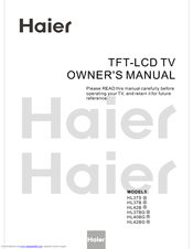 Haier HL40B Owner's Manual
