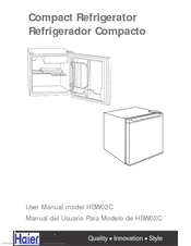 haier hsw02 manuals rh manualslib com Haier Mini Fridge Temperature Settings Haier Mini Fridge Manual Temp Setting