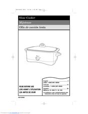 hamilton beach programmable slow cooker manual