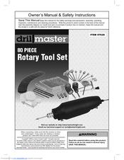 drill master wiring diagram drill master 97626 owner s manual pdf download  drill master 97626 owner s manual pdf