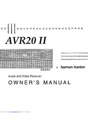 avr 2650 manual