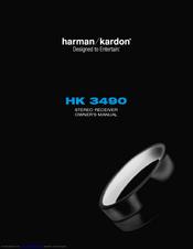 harman kardon harman kardon hk3490 owner s manual pdf download rh manualslib com harman kardon avr 3490 review harman kardon hk 3490 service manual