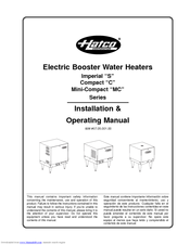 hatco c 54 manuals hatco c15 wiring diagram hatco c 54 installation & operating manual
