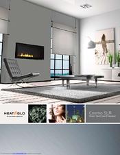 Heat & Glo Cosmo SLR Brochure